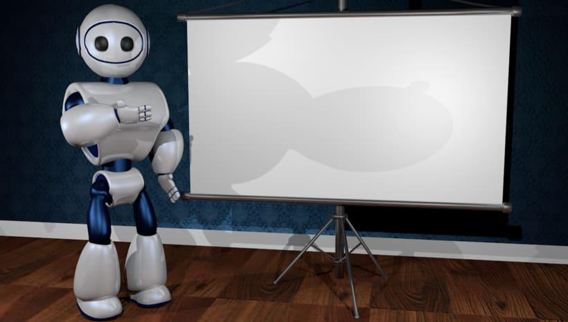 Robot 3D 1