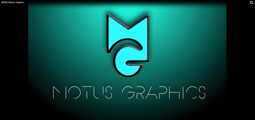 animaARTion__Video mp4 Intro Motus Graphics. Adobe After Effects -1