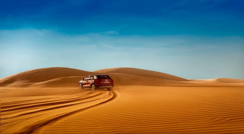 Félix Hernández y el arte en miniatura para Audi Middle East 1