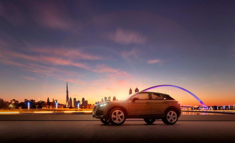 Félix Hernández y el arte en miniatura para Audi Middle East 7
