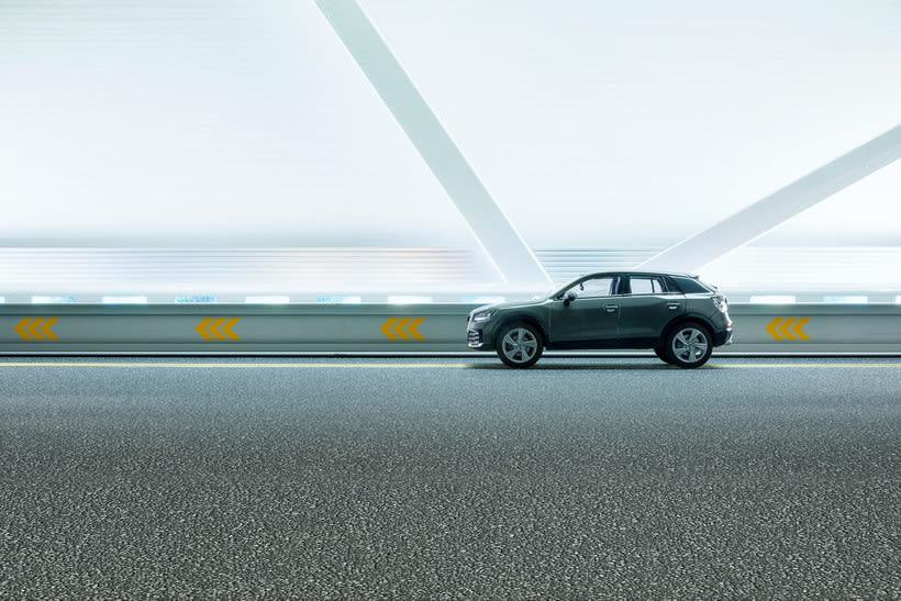 Félix Hernández y el arte en miniatura para Audi Middle East 8