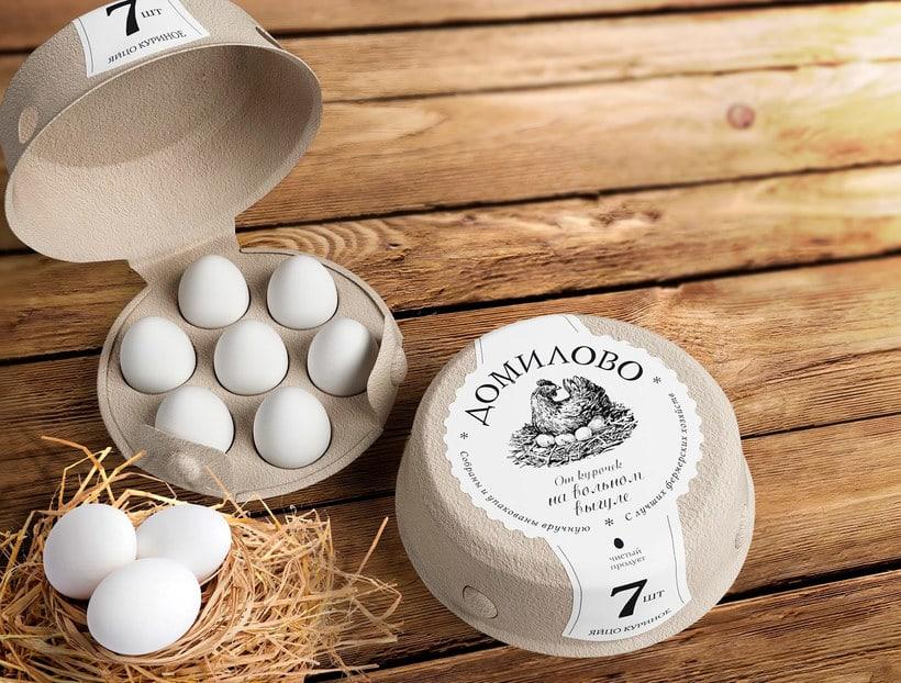 10 diseños de packaging con muchos huevos 8