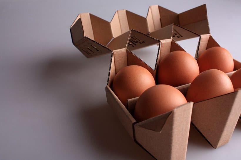 10 diseños de packaging con muchos huevos 16
