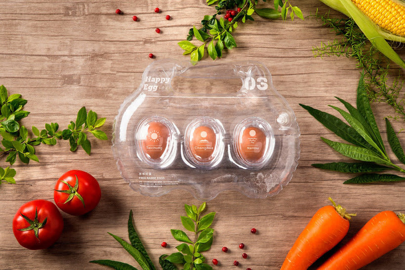 10 diseños de packaging con muchos huevos 18