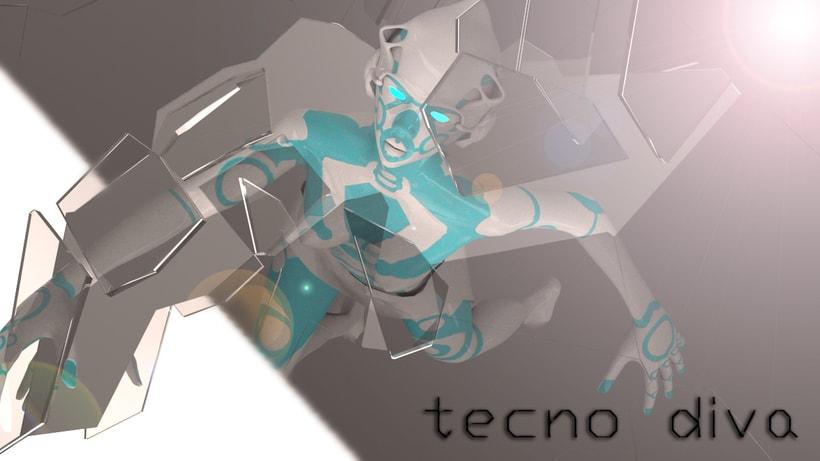 TechnoDiva Project 1