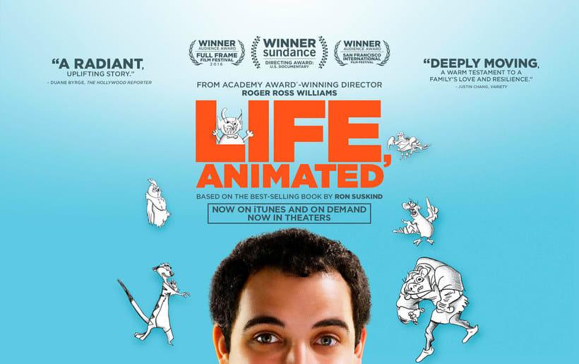 'Life, animated' muestra el poder de la animación 3