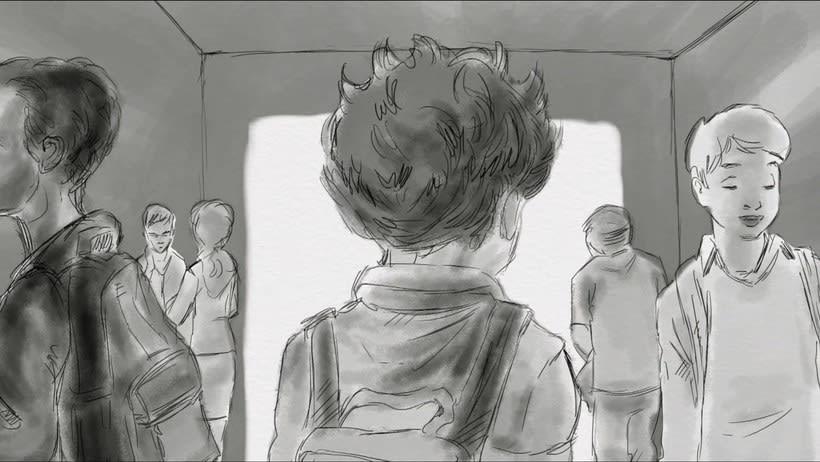 'Life, animated' muestra el poder de la animación 6