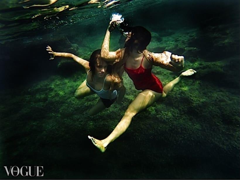 PhotoVogue collection. Vogue Italia 8