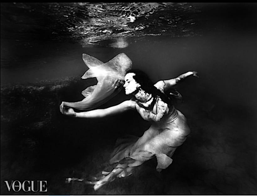 PhotoVogue collection. Vogue Italia 15