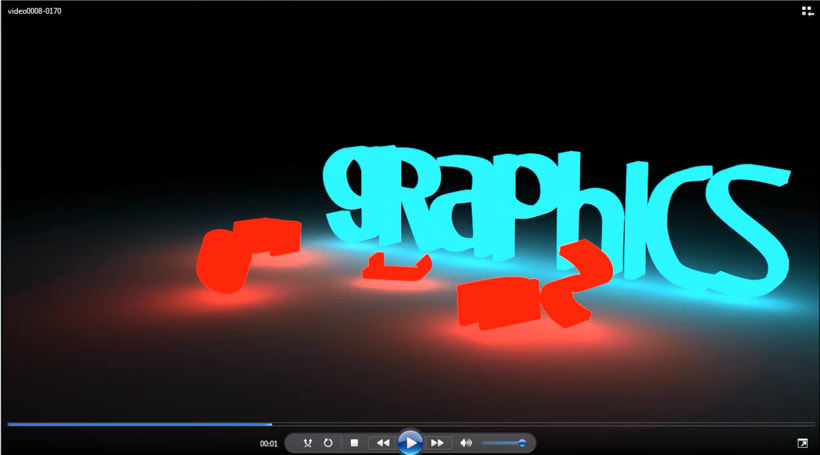 "animaARTion__Video mp4 Intro animación 3D ""Motus Graphics 2"". Blender 4"