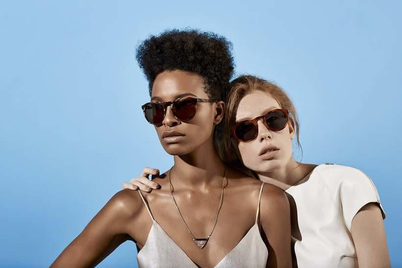 Campaña para Mortima Sunglasses  1