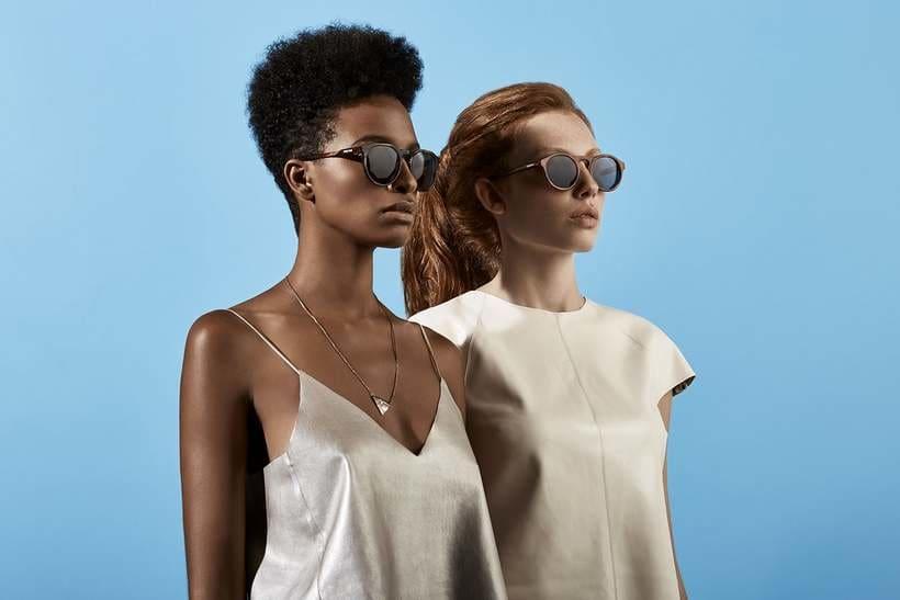 Campaña para Mortima Sunglasses  2