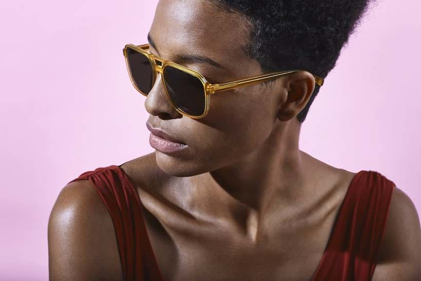 Campaña para Mortima Sunglasses  4