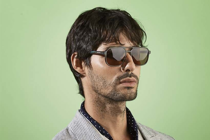 Campaña para Mortima Sunglasses  9