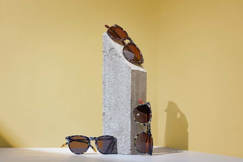 Campaña para Mortima Sunglasses  11