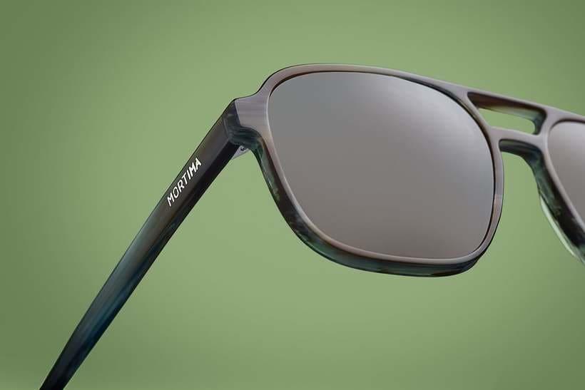 Campaña para Mortima Sunglasses  14