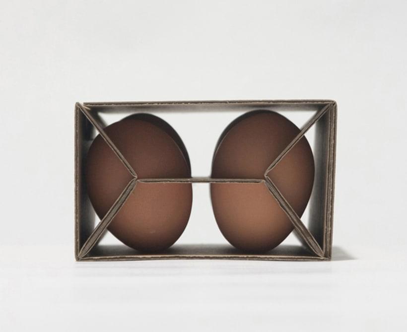 Clara: disseny d'envasat d'ous ecològics 2