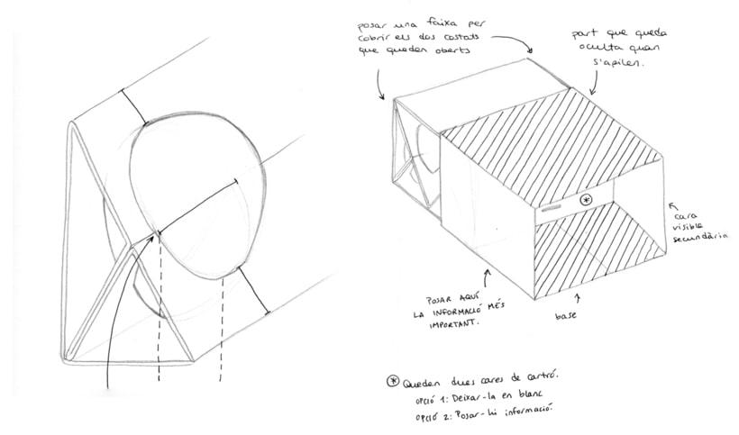 Clara: disseny d'envasat d'ous ecològics 1