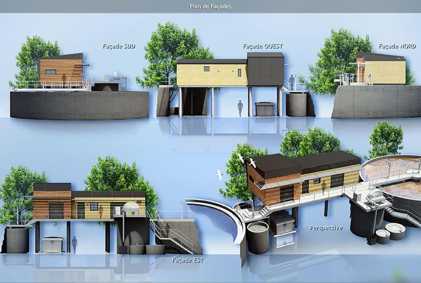 3D - Architecture/Visualisation 4