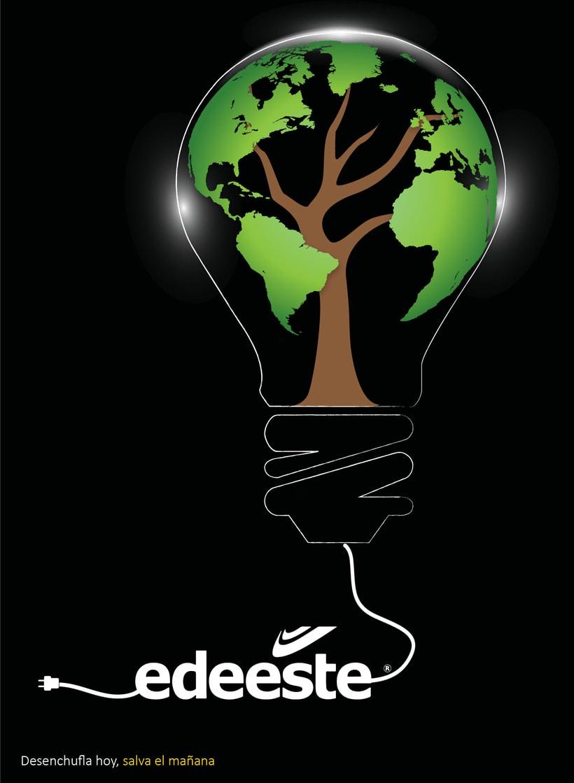 Poster 'Cuidemos el Medio Ambiente' -1