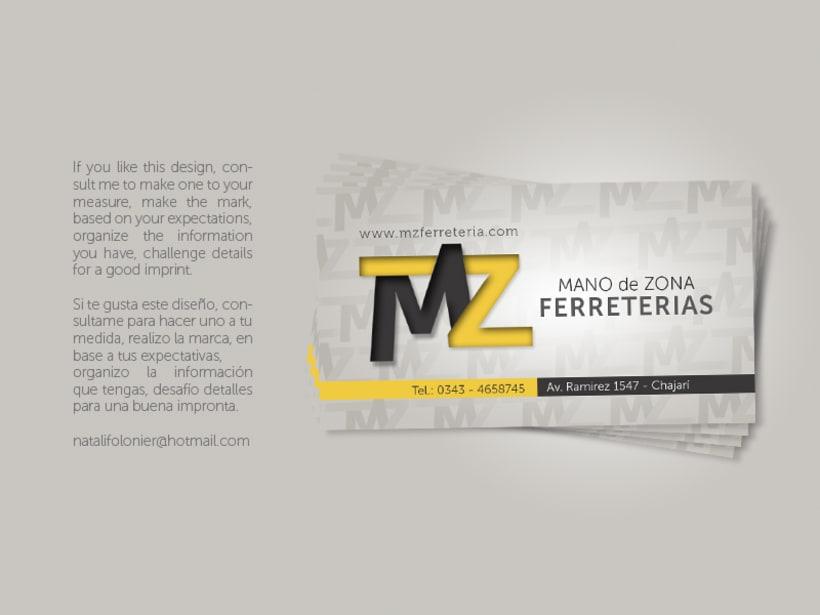 MZ Ferreterías. Branding Corporativo  9