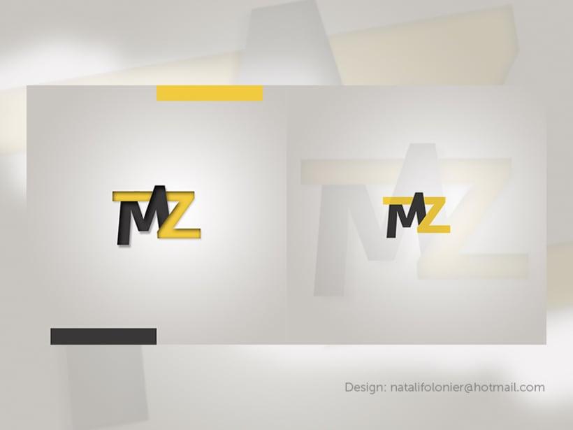 MZ Ferreterías. Branding Corporativo  0