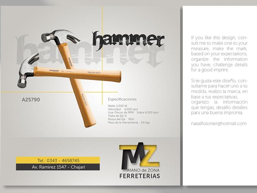 MZ Ferreterías. Branding Corporativo  3