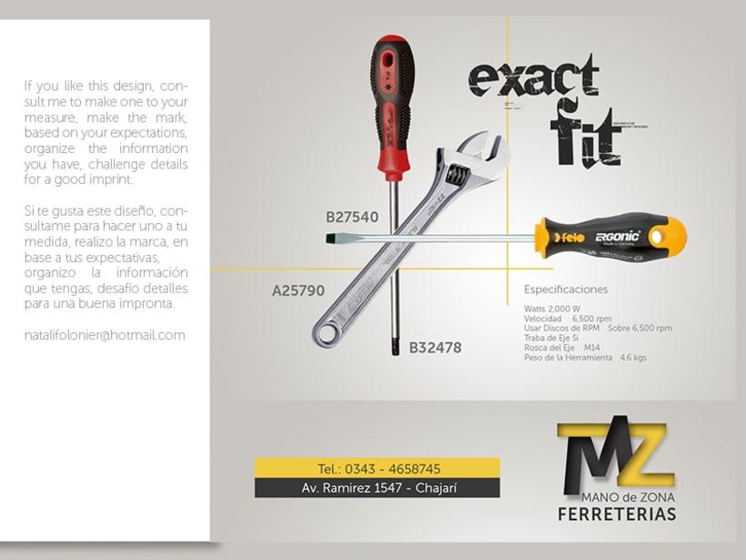 MZ Ferreterías. Branding Corporativo  4