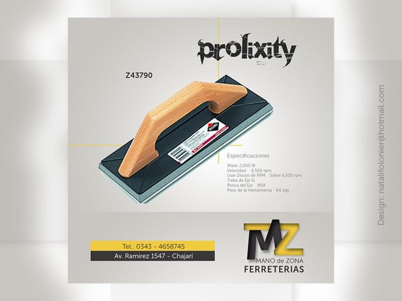 MZ Ferreterías. Branding Corporativo  5