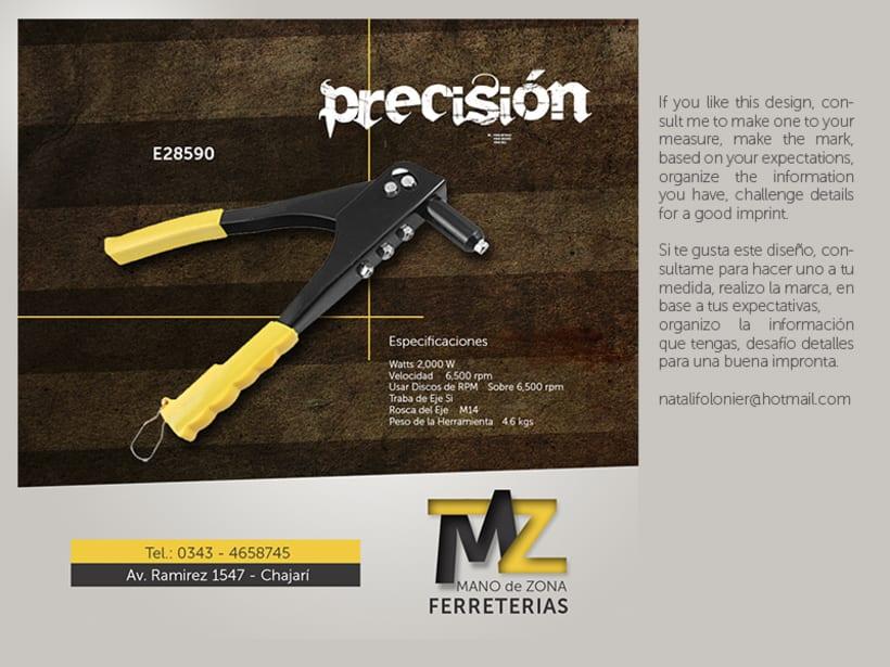 MZ Ferreterías. Branding Corporativo  6