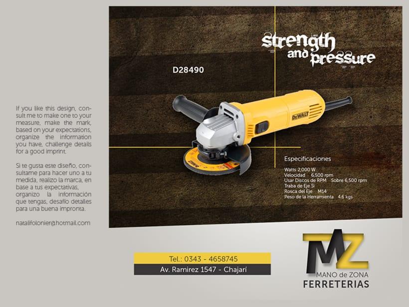 MZ Ferreterías. Branding Corporativo  7