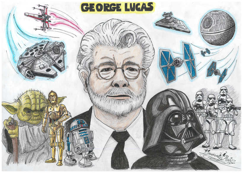 George Lucas Fanart 4