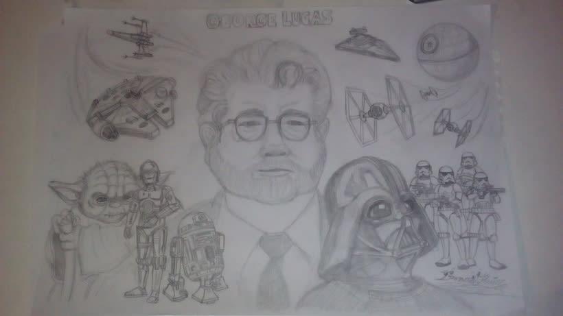 George Lucas Fanart 0