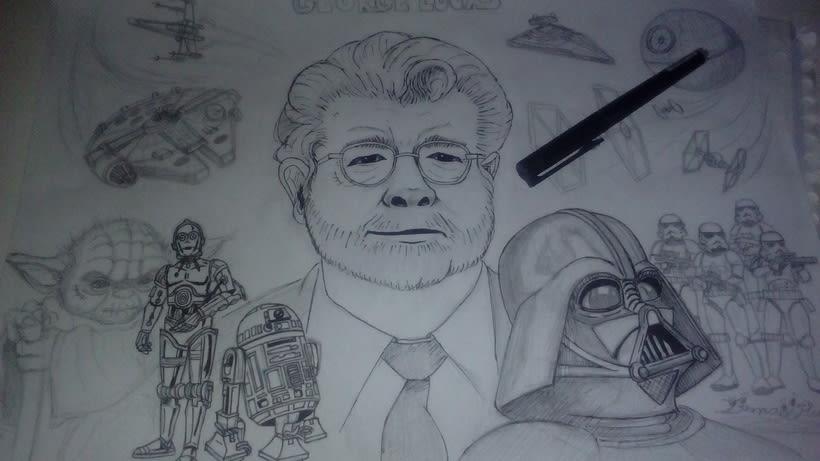 George Lucas Fanart 1
