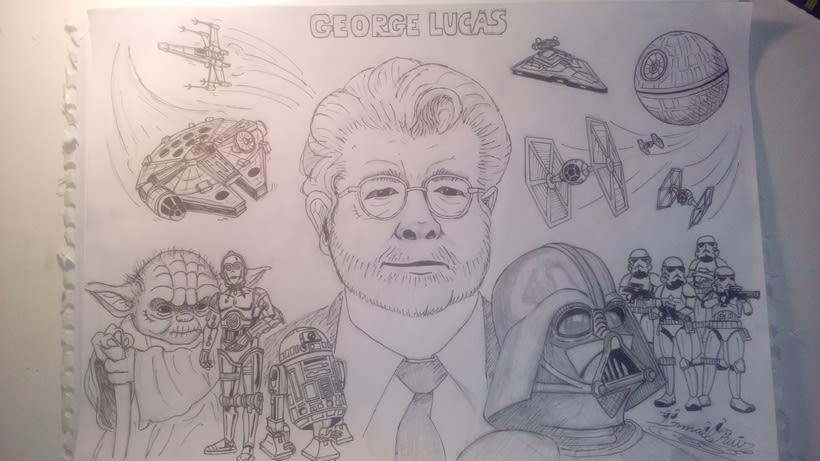 George Lucas Fanart 2