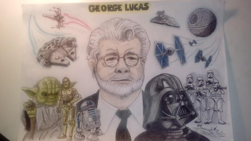 George Lucas Fanart 3