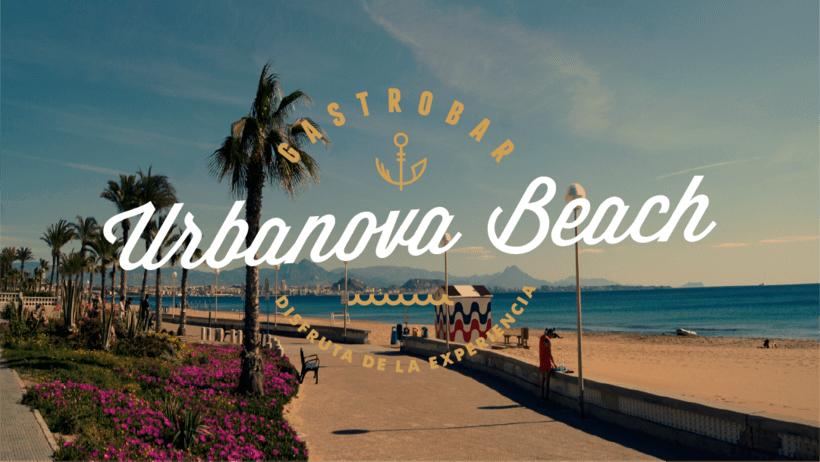 URBANOVA BEACH | Gastrobar 16