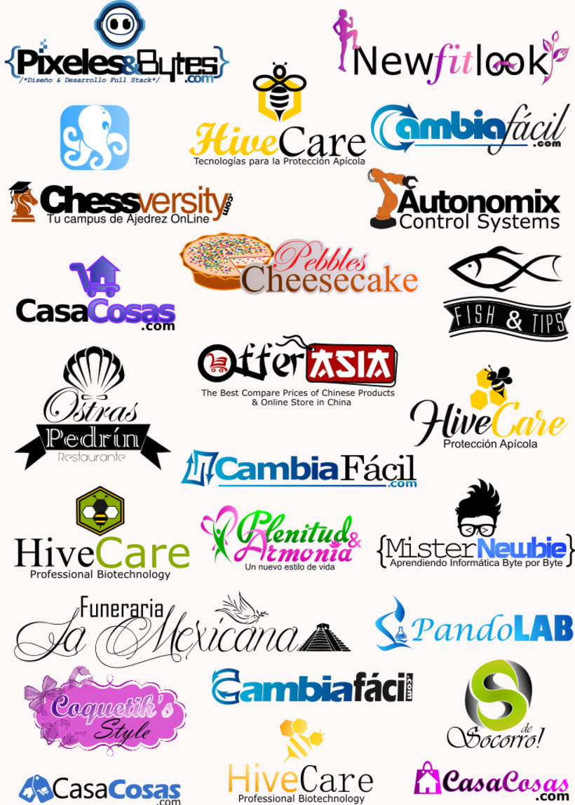 Diseño de Logos 1