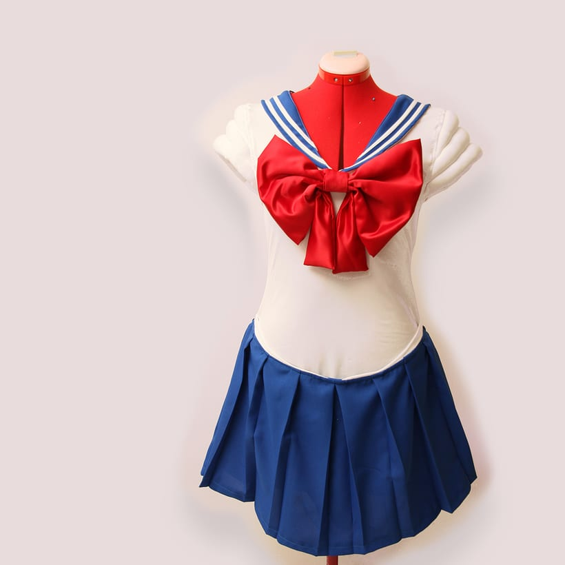Sailor Moon cosplay -1