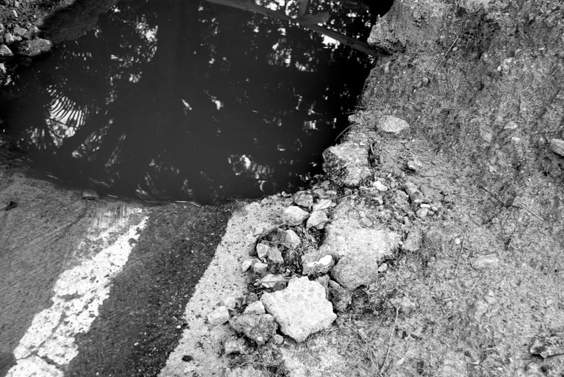 Street Photography IV: Sewer 2