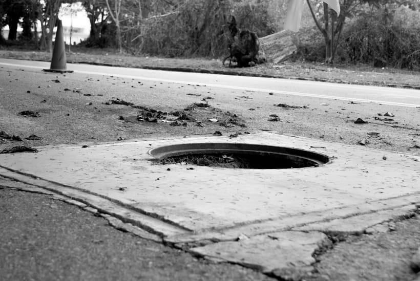Street Photography IV: Sewer 4