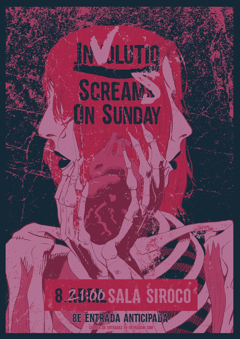 Screams On Sunday + Involutio 1