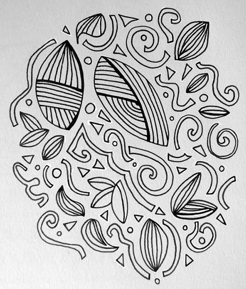 """""""No se dibujar pero no importa!"""": Diseño de estampados textiles 0"""