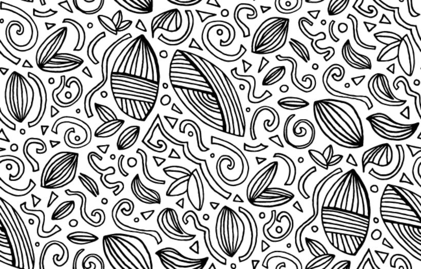 """""""No se dibujar pero no importa!"""": Diseño de estampados textiles 2"""