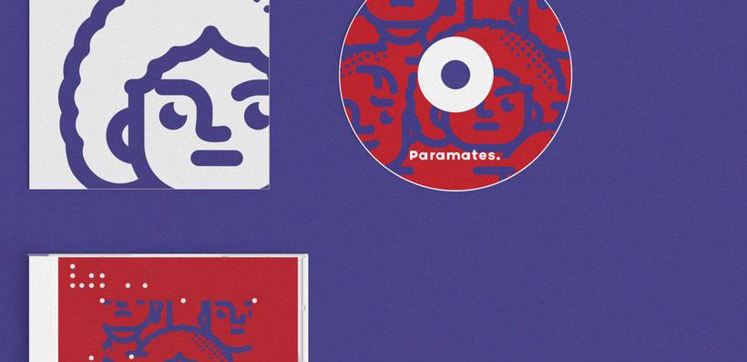 Paramates, EP Jorge Castañeda 2