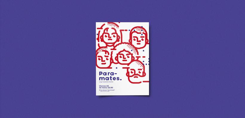 Paramates, EP Jorge Castañeda 4