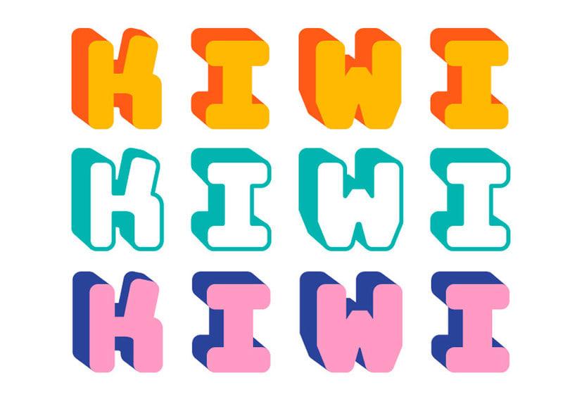 Kiwi, una revista que acerca la ilustración a los niños 3