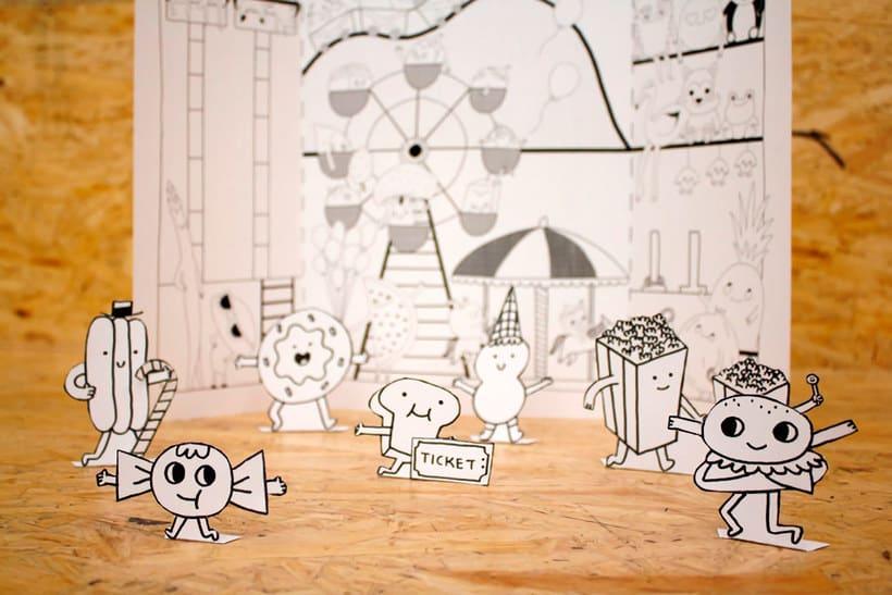 Kiwi, una revista que acerca la ilustración a los niños 7