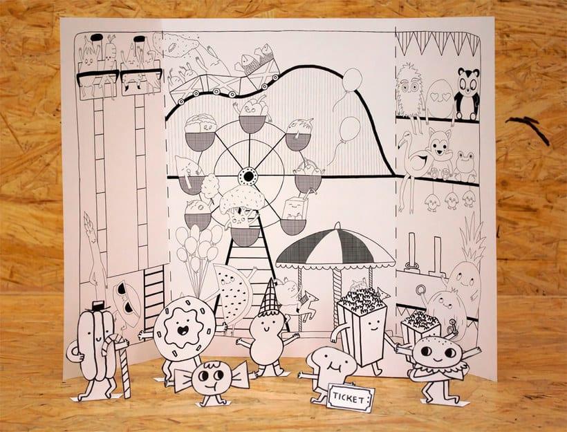 Kiwi, una revista que acerca la ilustración a los niños 11