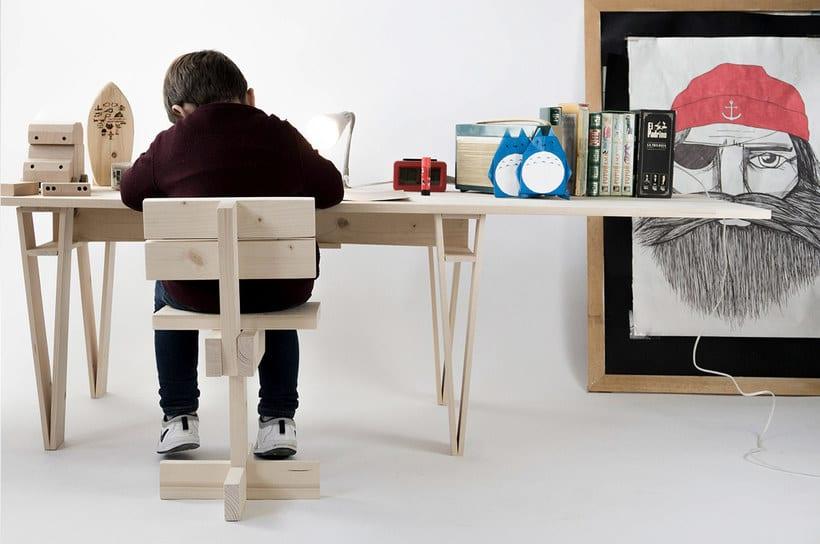 Hamaika: una silla DIY para todos los públicos 1
